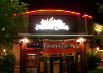 Famous Daves Gainesville