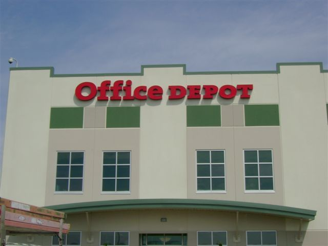 OFFICE DEPOT NEWVILLE PA FRONT ENTRANCE 003